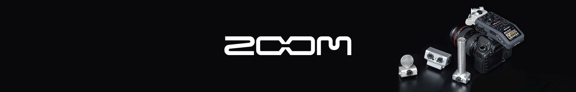 Zoom Audio Recorders