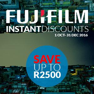 Fuji Instant Discounts