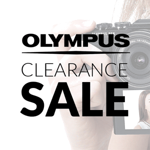 Olympus Clearance Sale