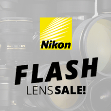 Nikon Flash Lens Sale