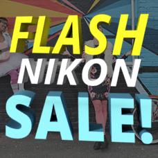 Nikon Flash Sale