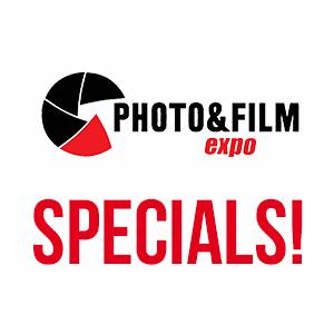 Photo & Film Specials