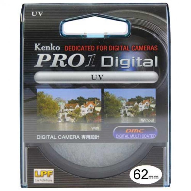 Kenko 62mm PRO1D UV Filter