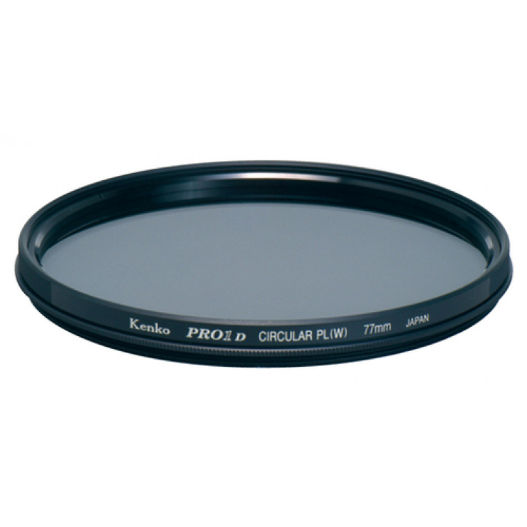 Kenko PRO1D Wide Band Circular Polariser - 77mm