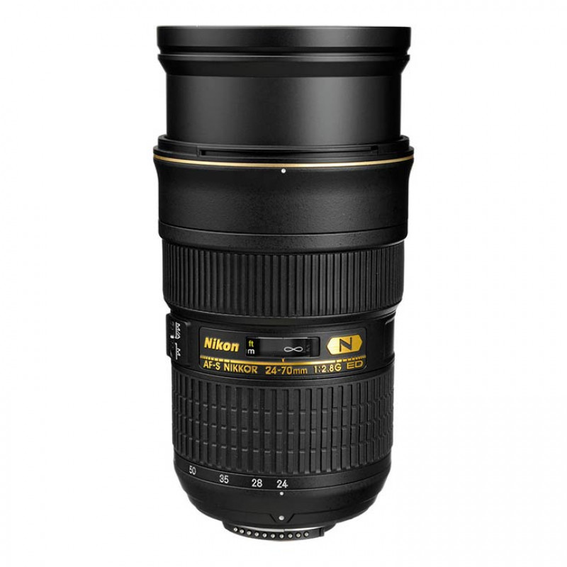 nikon nikkor 24 70mm f2 8 af s ed cape town. Black Bedroom Furniture Sets. Home Design Ideas
