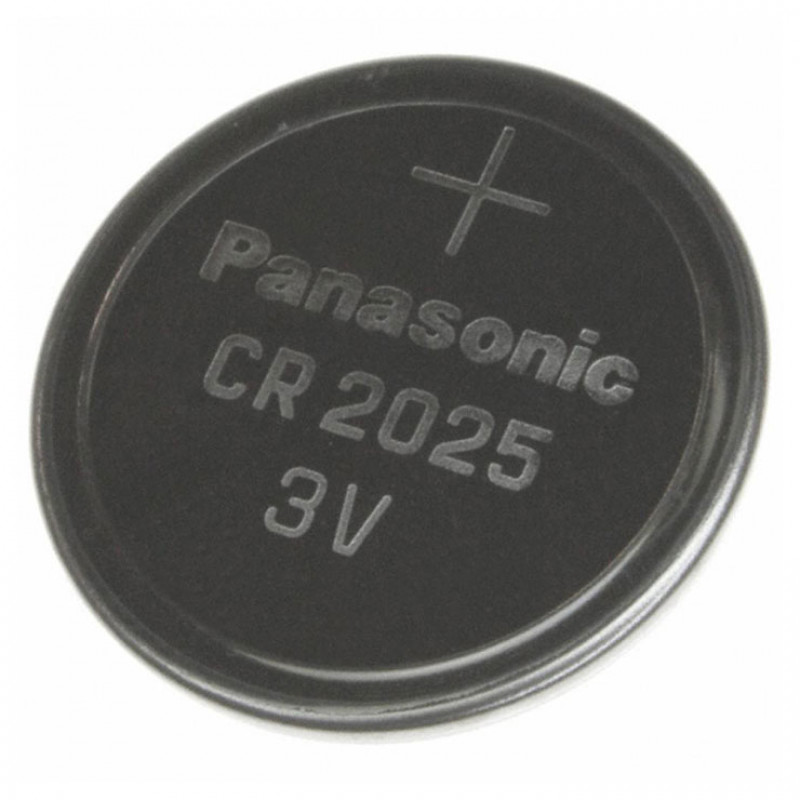 panasonic cr2025 3v lithium coin cell battery cape town. Black Bedroom Furniture Sets. Home Design Ideas