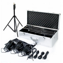 Photon 200W 3 Piece Studio Kit