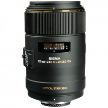 Sigma 105mm F2.8 EX DG OS Macro for Canon