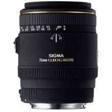 Sigma 70mm F2.8 EX DG Macro for Nikon