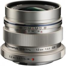 Olympus M. Zuiko 12mm ED F2.0