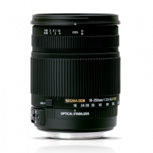 Sigma 18-250mm F3.5-6.3 DC OS HSM for Canon