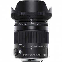 Sigma 18-200mm F3.5-6.3 DC OS Contemporary for Canon