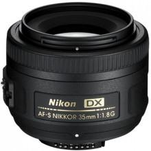 Nikon 35mm F1.8 G DX AF-S