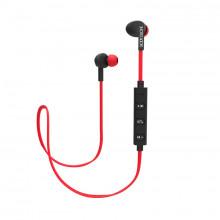 Body Glove Free Wireless In-Ear Headphones - Red