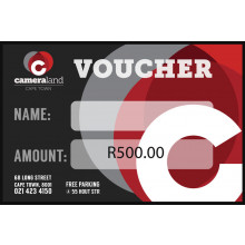 Cameraland Gift Voucher - R500