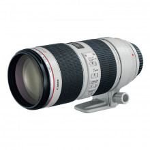 Canon EF 70-200mm F2.8 L  IS USM Mk II