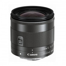 Canon EF-M 11 - 22mm f 4-5.6 IS STM lens