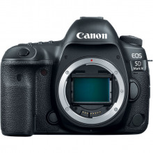Canon EOS 5D Mk IV Body Front