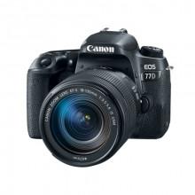 Canon EOS 77D + 18-135mm IS USM Lens