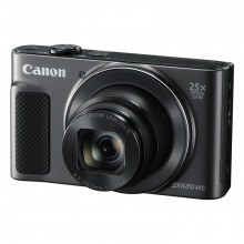 Canon PowerShot SX620 Compact Camera (Black)