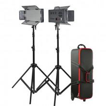Godox LED500C Light Kit Version 2.0