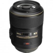 Nikon AF-S VR Micro Nikkor 105mm f/2.8G IF-ED Lens - Front