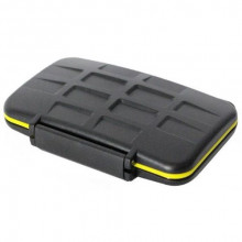 JJC MC-SD8 Memory Storage Case for 8x SD Card