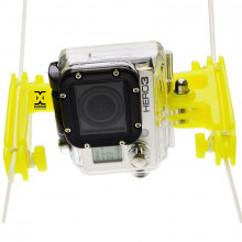 Xtreme Kite Line Mount in Yellow | Action Camera not included
