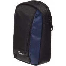 Lowepro Newport 30 Camera Pouch (Black/Blue)