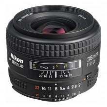 Nikon 35mm F2D Nikkor AF Wide Angle Lens