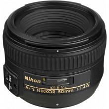Nikon 50mm F1.4 G AF-S Lenses