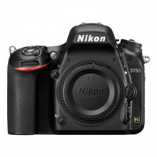 Nikon D750 DSLR Camera Body Front