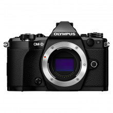 Olympus OM-D E-M5 II Black Body Only