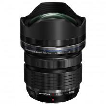 Olympus M.ZUIKO Digital ED 7-14mm f/2.8 PRO Lens in Black