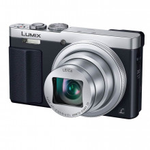 Panasonic LUMIX DMC TZ70 Digital Camera (Silver)