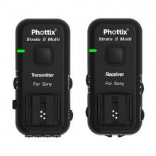Phottix Strato II Multi Wireless 5-in-1 Trigger Set for Canon