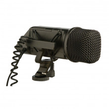 RODE VideoMic Camera-Mounted Stereo Microphone
