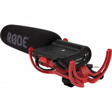 RODE Video Microphone with Rycote suspension