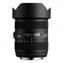 Sigma 12-24mm f/4.5 - 5.6 II DG HSM Zoom Lens (For Nikon)