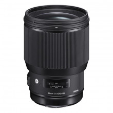 Sigma 85mm f/1.4 Art Lens for Canon