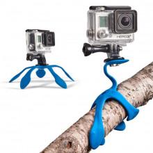 Miggo Splat Flexible Tripod in use | GoPro not included