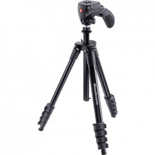 Manfrotto New Compact Action Tripod Black