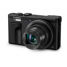 Panasonic Lumix DMC-TZ80 Digital Camera (Black)