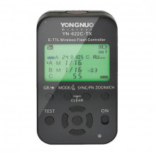 Yongnuo YN-622C-TX E-TTL Wireless Flash Controller
