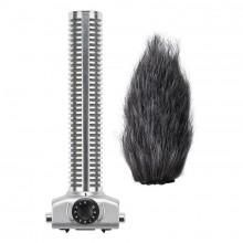 Zoom SGH-6 Shotgun Microphone Capsule with Hairy Windscreen