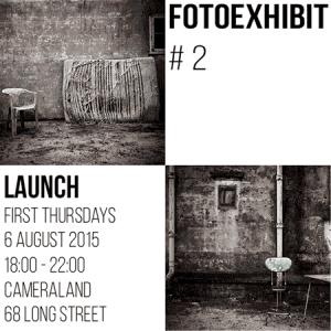 First Thursdays at Cameraland August 2015