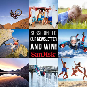 Competition: Subscribe to our E-mail Database and Win!