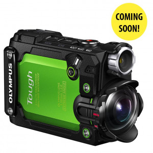 Hot Item Coming Soon: Olympus Stylus Tough TG-Tracker Action Camera