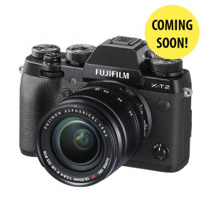 Hot Item Coming Soon: Fujifilm X-T2, Familiar Design Now With 4K Video