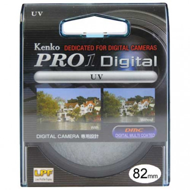 Kenko 82mm PRO1D UV Filter